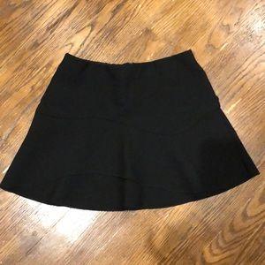 Zara Black Scuba Skirt (Staple Piece!)